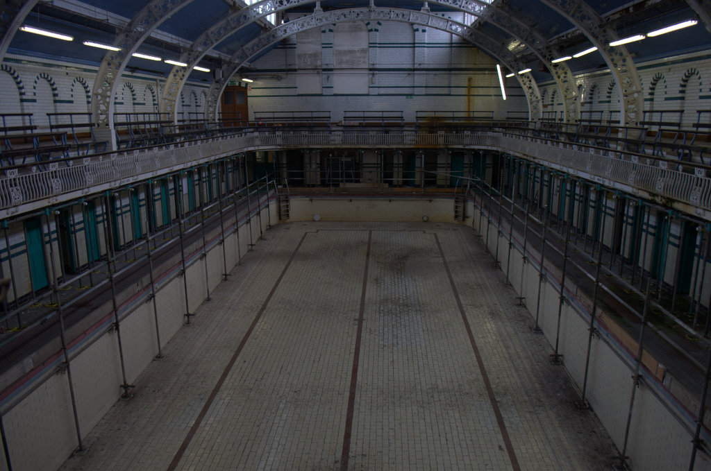 Moseley Road Swimming Baths Lostplaces